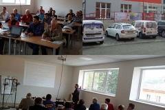Školenie plynárov, Prešov 13.4.2016